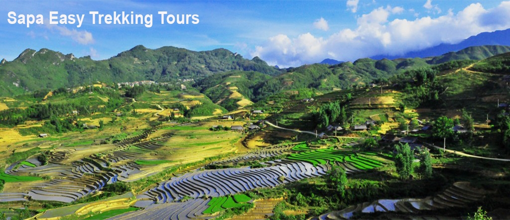 Sapa Easy Trekking - Short Package Tours