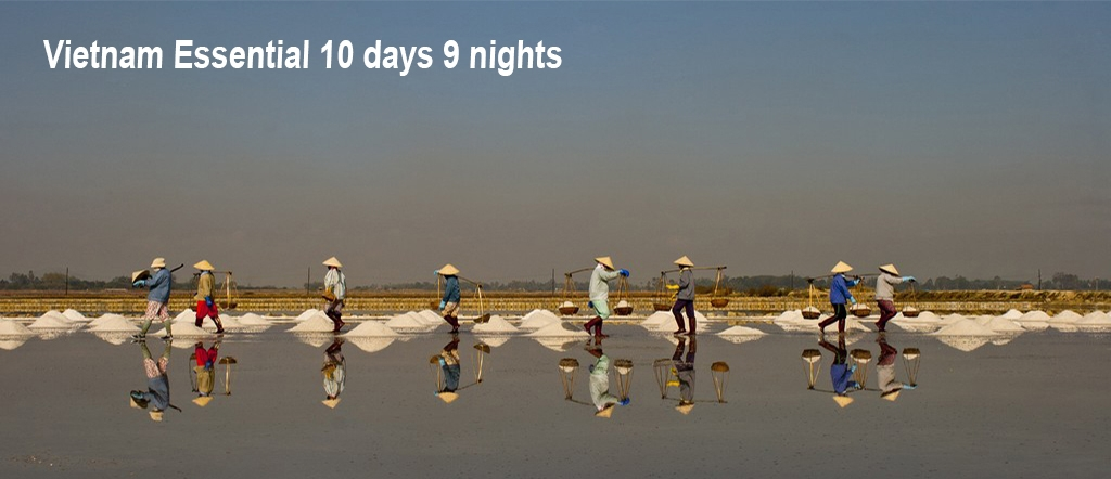 Vietnam Essential 10 Days 9 Nights